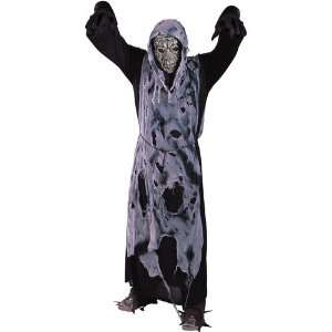 Shredded Nightmare Adult Zombie Halloween Costume Large Toys & Games