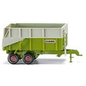 Claas Wagon Tipping Toys & Games
