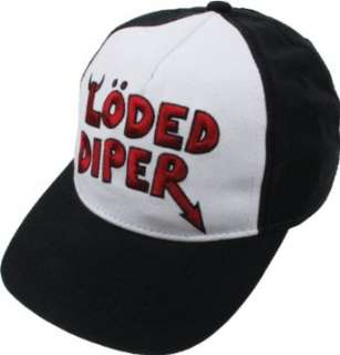 Diary of a Wimpy Kid Loded Diper Kids Hat/Cap: Clothing