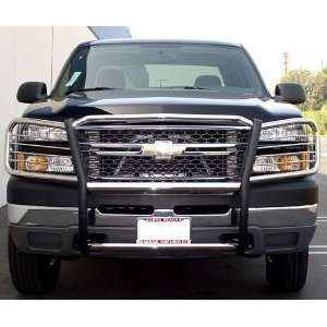 One Piece Grill/Brushguard Stainless Grille Guards & Bull Bars