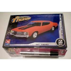 AMT ERTL Chevy Thunder 1972 Chevelle SS 454    1/25 Scale