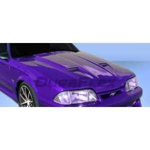1987 1993 Ford Mustang Duraflex Mach1 Hood Automotive