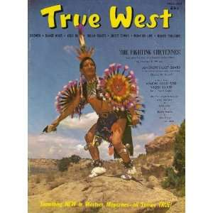 West, Fall, 1953   The Fighting Cheyennes: True West Magazine: Books