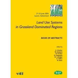 Grassland Dominated Regions Book of Abstracts (9783728129413) Books