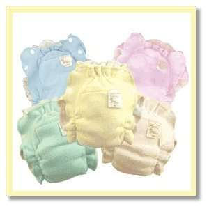 Absorb It All Organic Cotton Diapers   Natural Color