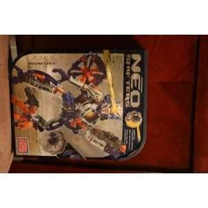 Mega Bloks Neo Shifters 6311 Toys & Games