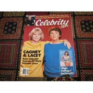 Celebrity Plus Magazine (Cagney & Lacey , Alan Alda , Kennedy Dynasty