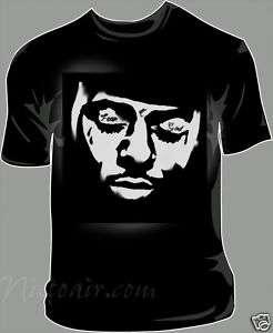 Lil Wayne T shirt Airbrushed Stencil airbrush