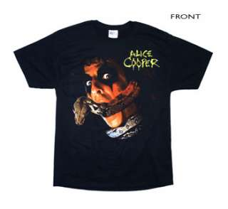 Alice Cooper   Constrictor Photo T Shirt
