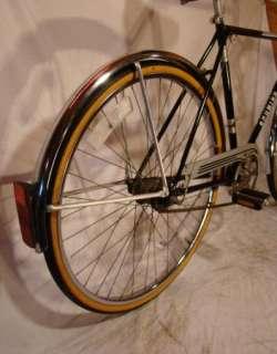 1979 SCHWINN COLLEGIATE 3 SPEED MENS ROAD CRUISER BIKE VINTAGE BICYCLE