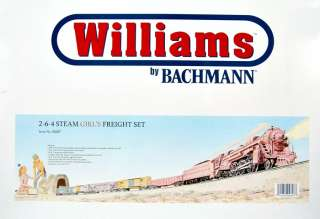Bachmann O Scale Train Set Girls 2 6 4 Steam 00307 022899003078