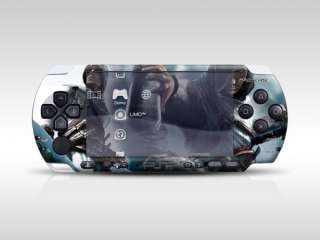 Mnay Design Decal Sticker Skin Cover for Sony PSP 3000