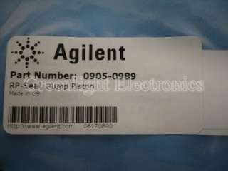 Agilent 0905 0989 Metering Pump Piston Seal (T89)