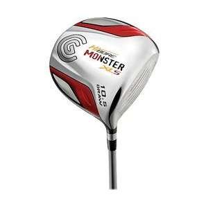 Cleveland HiBore XLS Monster Draw Driver   Right Hand 10.5 degrees Fit