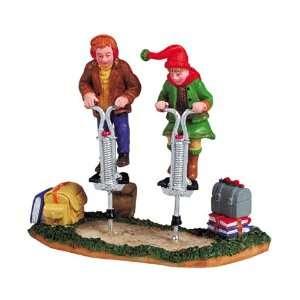 Village Collection Pogo A Go Go Figurine #52149