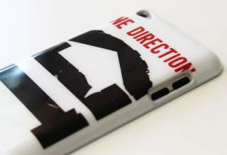 One Direction 1D Apple iPod Touch 4th Gen Case Cover Protector Harry