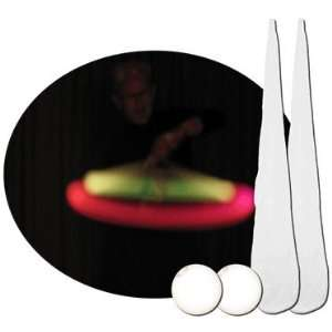 Pair of Multi Color LED Glow Sock Poi Toys & Games