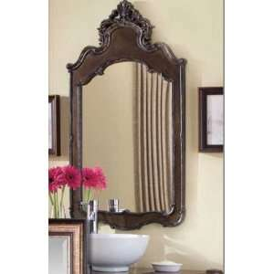Classic Victorian Ornate Vanity Wall Mirror