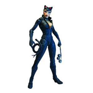 DC Direct Batman: Arkham City Series 2: Catwoman Action
