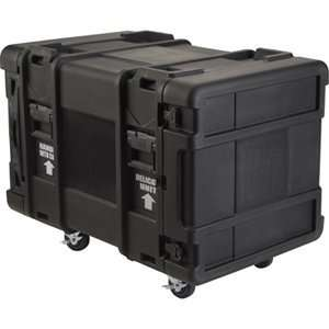 SKB 10U Roto Shock Rack. 30IN DEEP 10U SHOCK RACK 19IN
