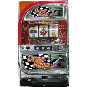 Drag Racing Skill Slot Machine
