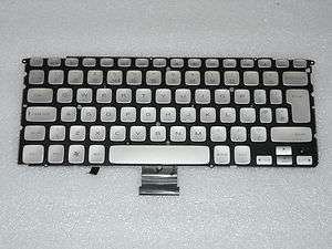 NEW GENUINE DELL STUDIO XPS 14Z L412Z 15Z L512Z UK BACKLIT KEYBOARD