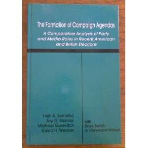 Blumler, Michael Gurevitch, David H. Weaver, Steve Barkin Books