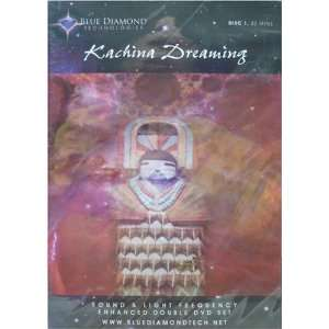 Kachina Dreaming   White Buffalo   Sound and Light Frequency Enhanced