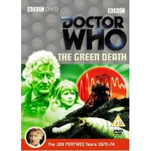 Doctor Who The Green Death [Region 2] William Hartnell