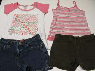 31 Piece Lot of Girls Size 12 Spring/Summer Clothing