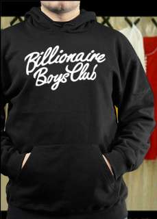 BILLIONAIRE* BOYS* CLUB* Hoodie hoody size s m l xl 2xl 1