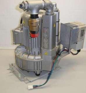 DENVER VACUUM PUMPS TYPE SAH 55 W/ YASKAWA AC DRIVE V1000