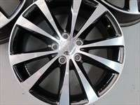Four 2011 Chrysler 200 Factory 18 Wheels OEM Rims 1TL91TRMAA |