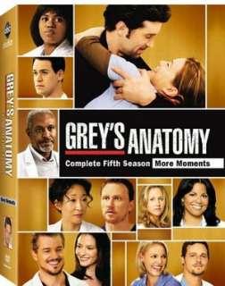 Greys Anatomy   Season 5 by Abc Studios, Ellen