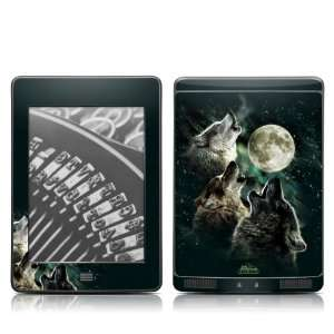 Decalgirl Kindle Touch Skin   Three Wolf Moon Kindle Store