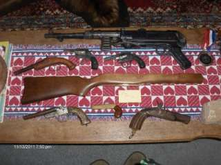 Remington 870 Stock in Shotgun