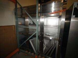 Lot of 3 Traulsen 2 & 6 Door Refrigerators / Freezers, AHT332WUT