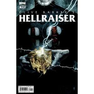 HELLRAISER #4 (MR) (9784428400208) CLIVE BARKER Books
