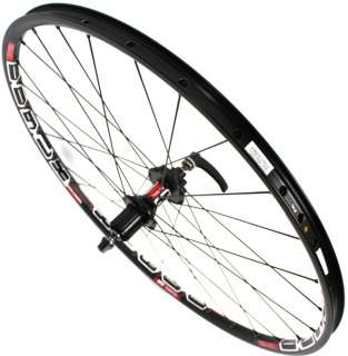 26 Wheelset Disc Black Alloy Mountain Bike XC Wheels Pair NEW