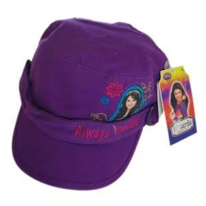 Wizards of Waverly Place Selena Gomez Cap (Purple) Home