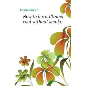 com How to burn Illinois coal without smoke Breckenridge L P Books