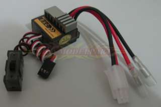 320A Brushed Brush Speed Controller ESC 1/8 1/10 RC Car Truck Buggy