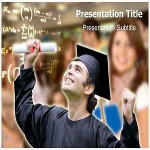 Over Achievement PowerPoint Template   PowerPoint