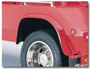 REAR FENDER FLARE FOR TOW TRUCK WRECKER BODY   PAIR