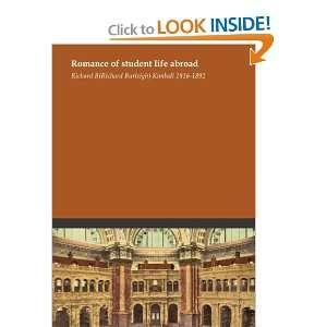life abroad: Richard B. (Richard Burleigh) Kimball 1816 1892: Books