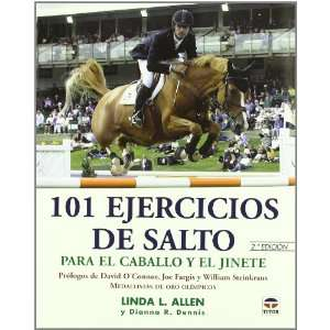 101 Ejercicios Salto Para Caballo Jinete (9788479024895) Books
