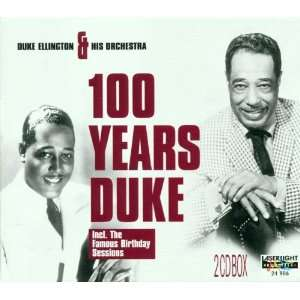 100 Years of Duke Duke Ellington Music