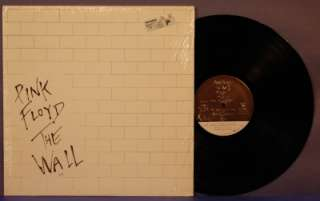 Pink Floyd The Wall LP Columbia 36185 M  79 in shrink beautiful
