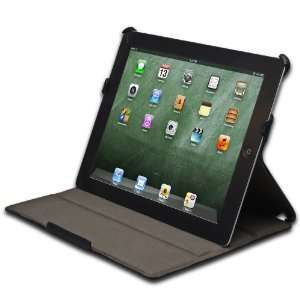 Leather Smart Case with Stand for Apple iPad 2 WIFI 3G Electronics