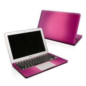 Pink Burst Design Skin Decal Sticker for Apple MacBook 13